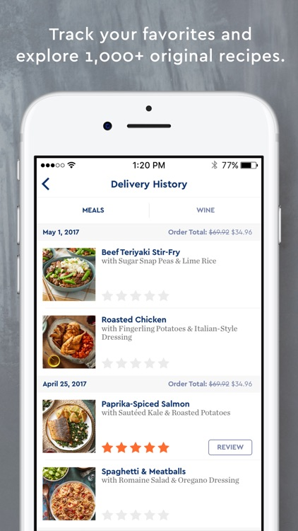 Blue Apron screenshot-4