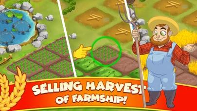 FarmLand Farming – Idle Empire 3
