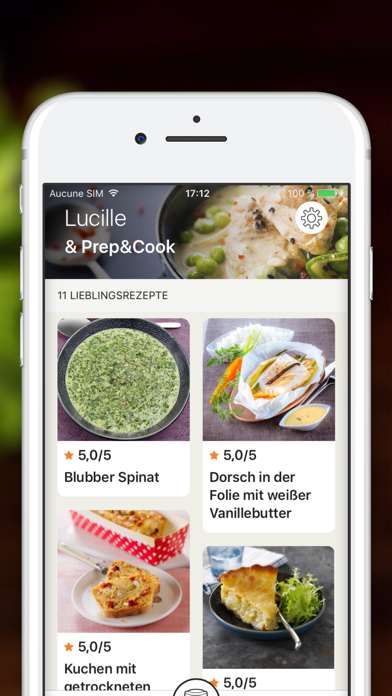 Screenshot for Prep&Cook von Krups in Germany App Store