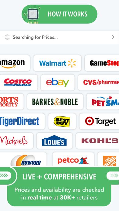 Barcode Scanner - ShopSavvy Screenshot