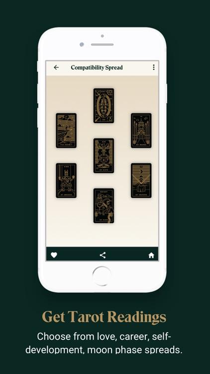 Labyrinthos Tarot Reading screenshot-0