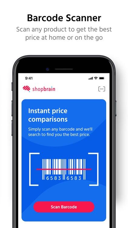 Shopbrain: Find Deals & Save screenshot-3