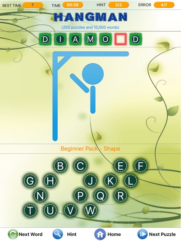 Amazing Word Search - Find and Seek Cool Hidden Crossword Puzzles Game screenshot