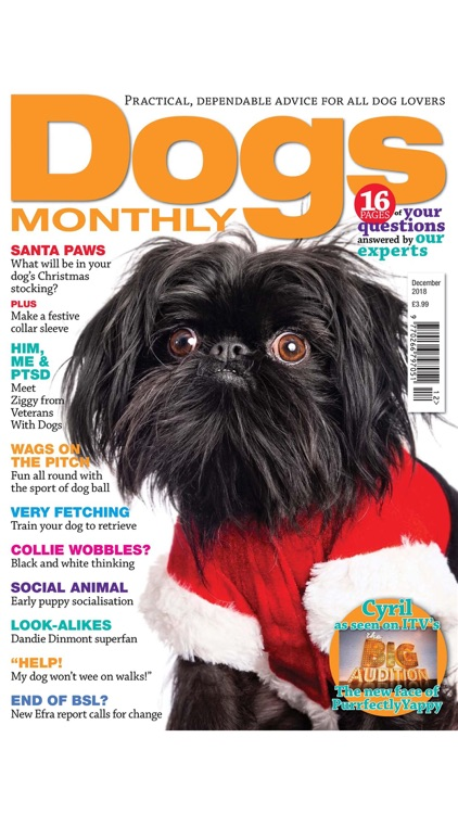 Dogs Monthly Magazine screenshot-4