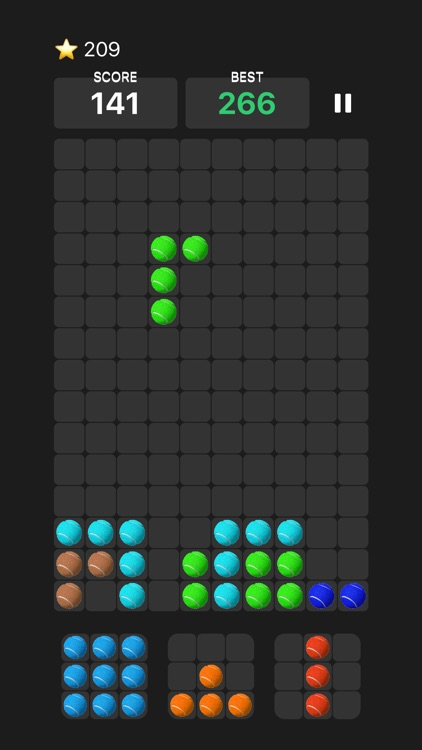 Falling Blocks - Puzzle Game