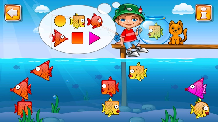 Educational games for kids 2-5