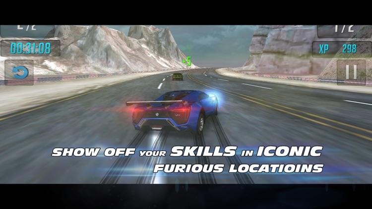 Furious Sprint Racing