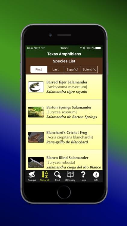 Texas Amphibians