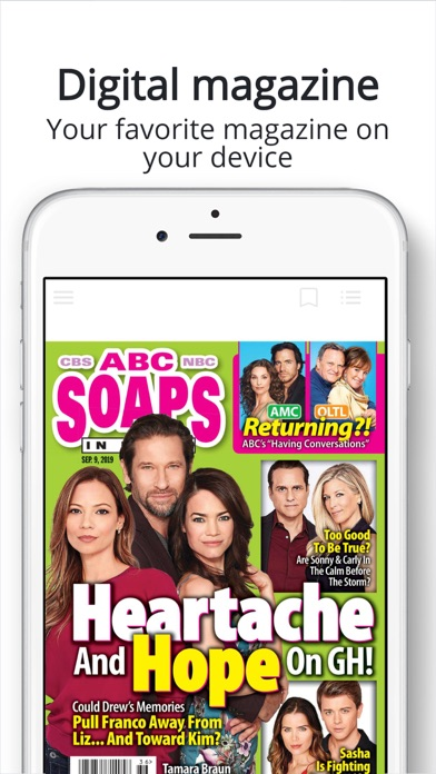 Abc Soaps In Depth review screenshots