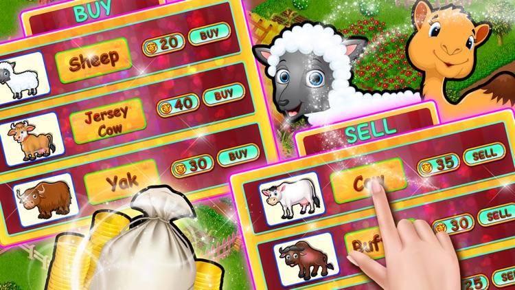 Virtual Dairy Farming Game screenshot-4