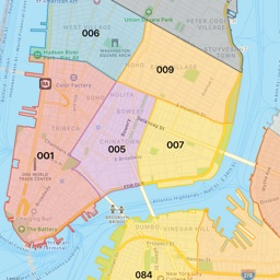 NYC Precinct Map