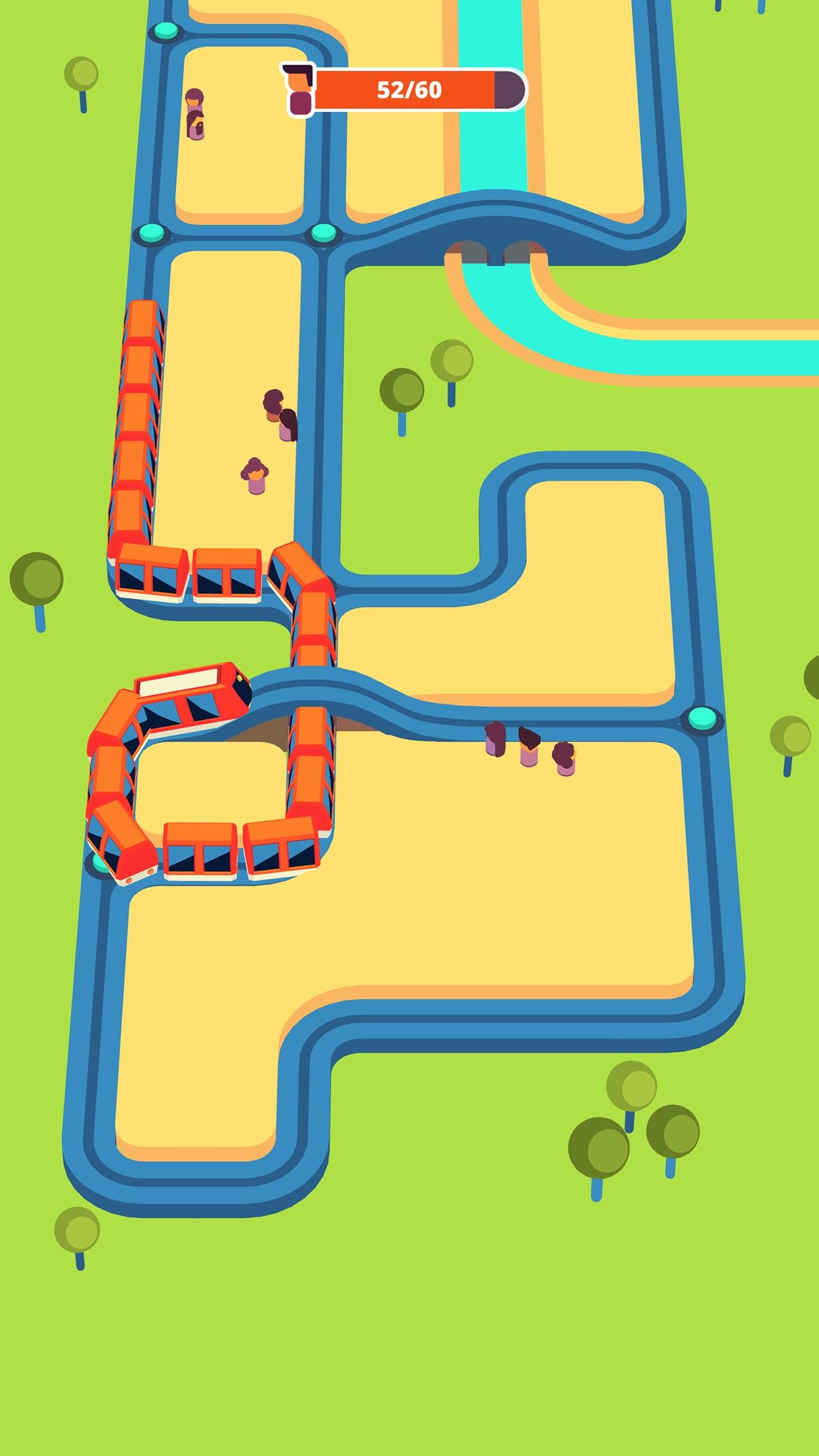 Train Taxi Screenshot