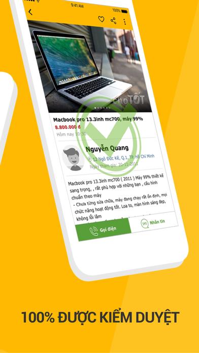 Tải về Chợ Tốt -Chuyên mua bán online cho Pc