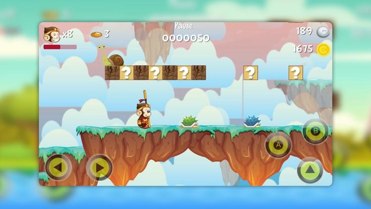 Sun Wukong: Monkey King Saga screenshot-5
