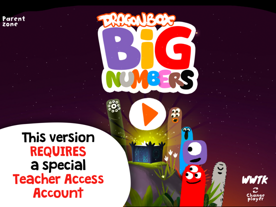 Screenshot #5 pour Login Access: DB Big Numbers