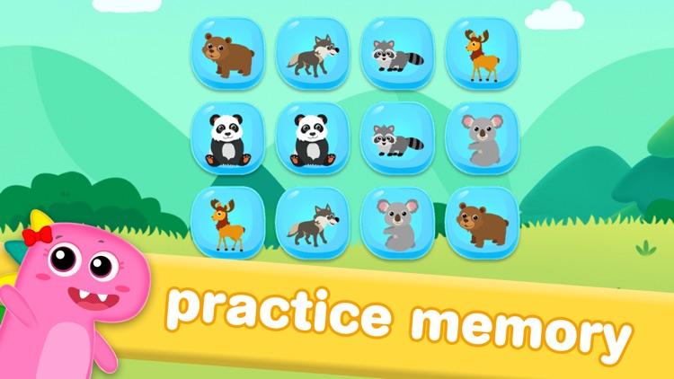 Dino Preschool Learning Games screenshot-4