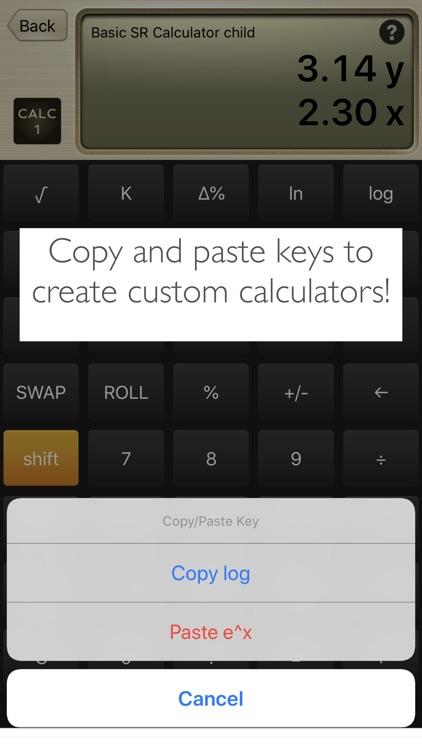 CALC 1 - Multiple Calculators screenshot-7