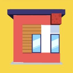 Paint House : Puzzle & Fun
