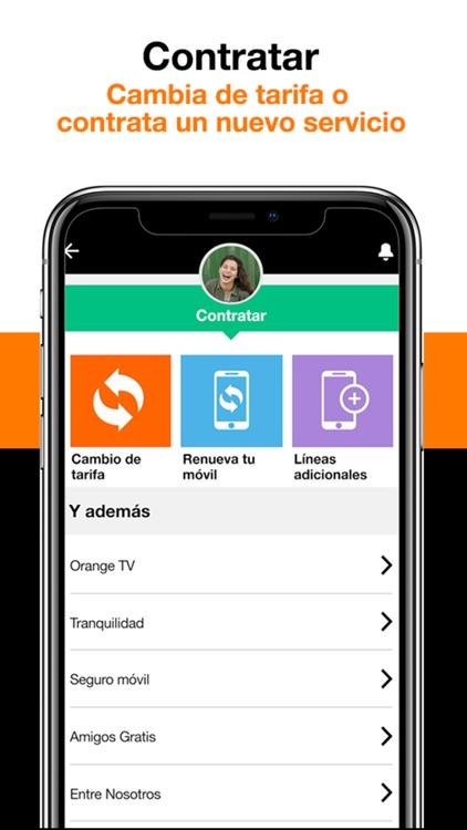 Mi Orange screenshot-4