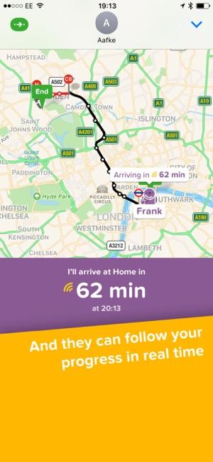 Citymapper - Rutas y horarios Screenshot