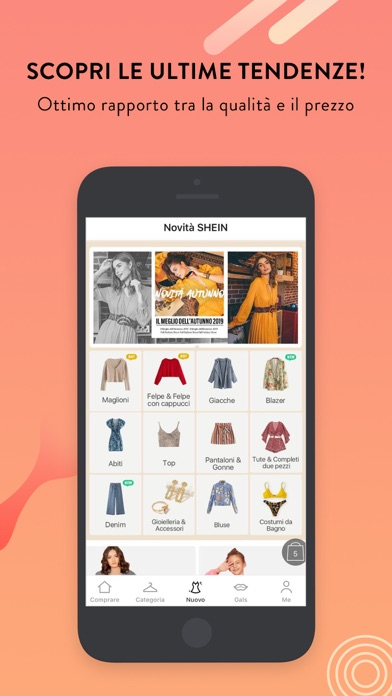 Download SHEIN - Moda e shopping per Pc