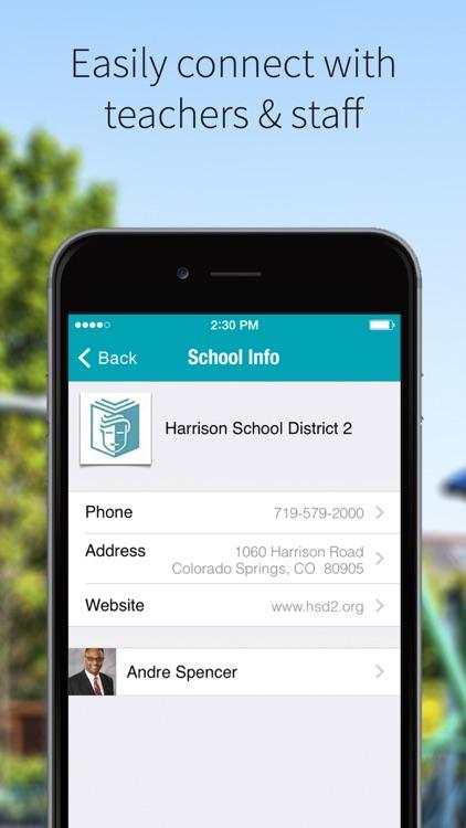 Harrison School District Two