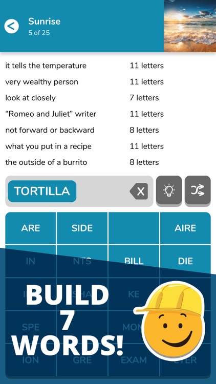 7 Little Words: Word Puzzles
