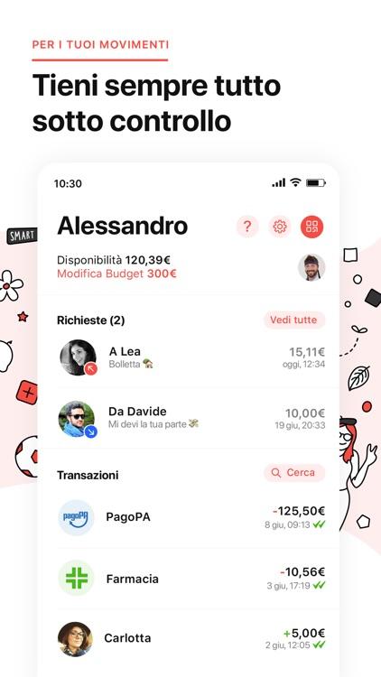 Satispay screenshot-7