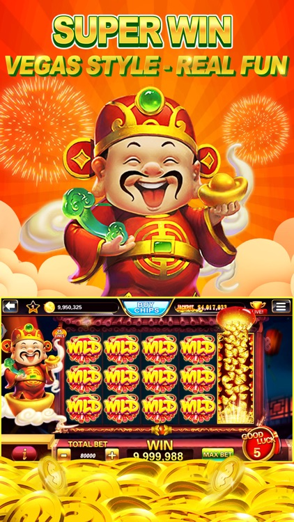 Lucky Classic Slots:Double Win