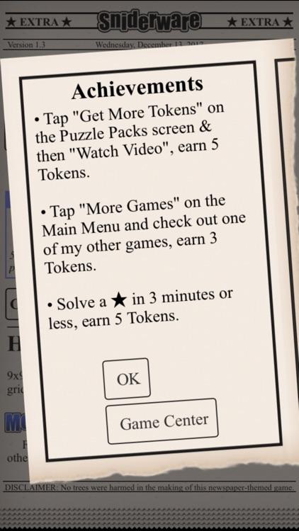Eric's Sudoku –Classic Puzzles screenshot-4