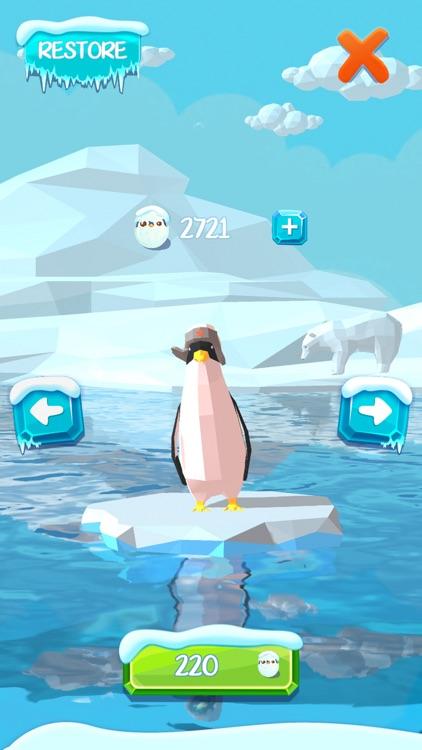 Penguins Race - Battle Royale screenshot-8
