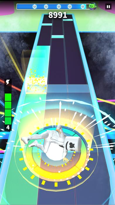 Marshmello Music Dance screenshot 3