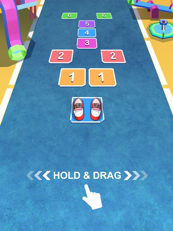 Hopscotch: Back to Childhood screenshot 5
