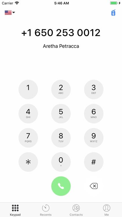 LivePhone Calling App