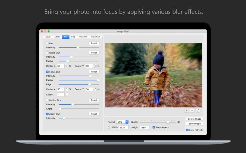 Image Plus - Easy Photo Editor
