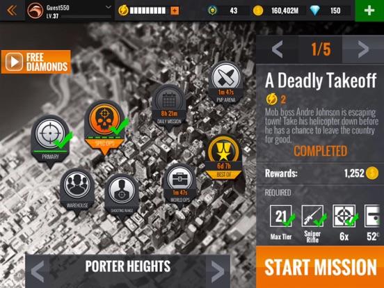 Sniper 3D Assassin: Gun Games-ipad-8