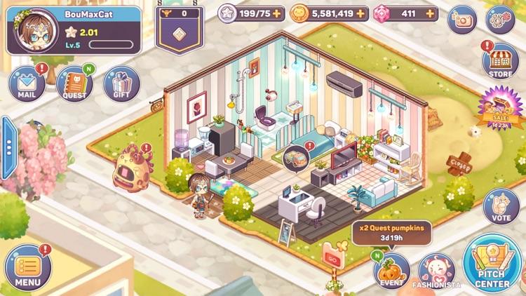 Kawaii Home Design screenshot-9