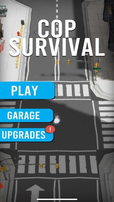 Zombie Car Survival screenshot 1