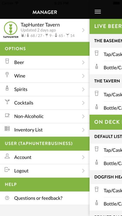 Evergreen Manager (TapHunter)Screenshot of 1