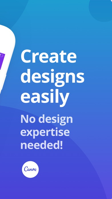 Canva - Graphic Design Creator app image