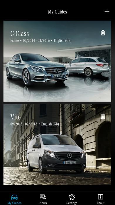 Mercedes-Benz Guidesのおすすめ画像1