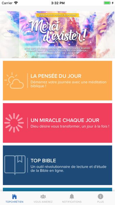 cancel TopChrétien app subscription image 1