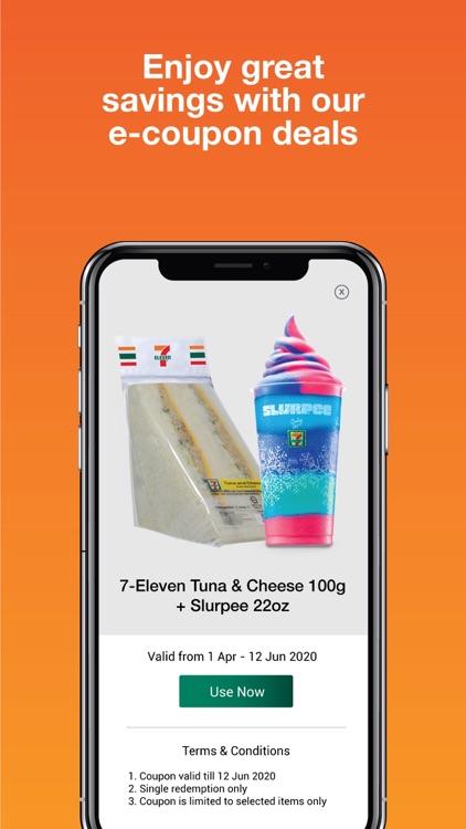 My7E 7-Eleven Malaysia screenshot-3