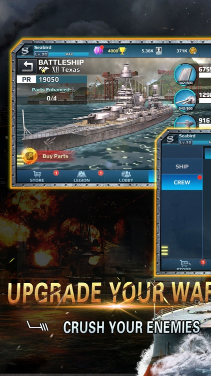 Warship Fury screenshot-6