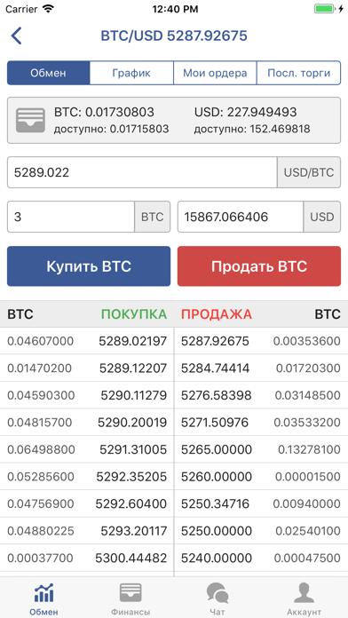 BTC-AlphaСкриншоты 3