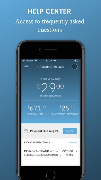 PREMIER Credit Card screenshot-5