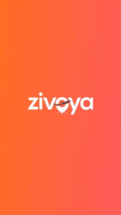 Zivoya - Book Flights screenshot-3