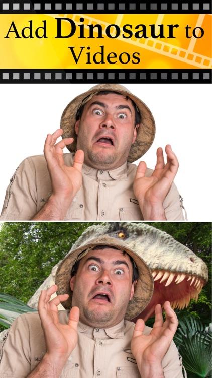 Jurassic AR Camera 3D Glasses screenshot-7