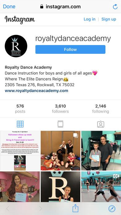 点击获取Royalty Dance Academy