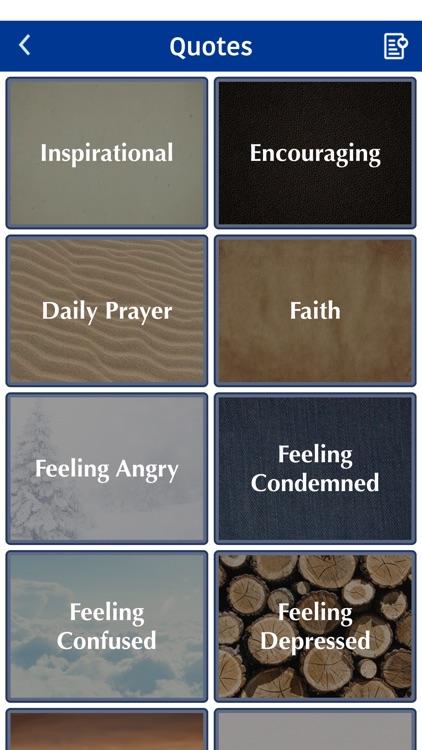 The Holy Bible, Louis Segond screenshot-5